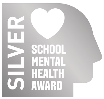mental health award logo
